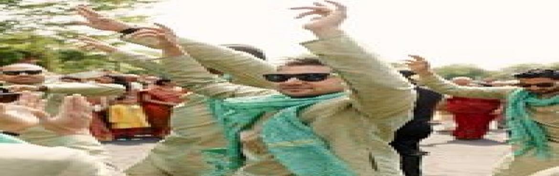 Bollywood Freestyle Dancing for Wedding Crashers