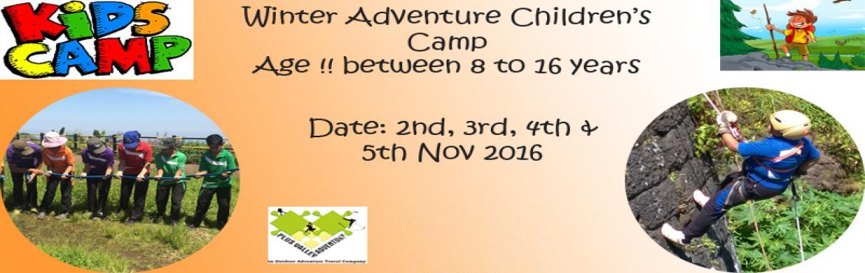 Winter Adventure Childrens Camp
