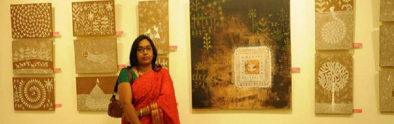 Workshop with a Warli Master Artisan