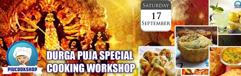 Durga Puja Special Cooking Workshop