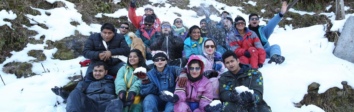 Four Nights and Five Days Manali Winter Trekking Expedition Himachal Pradesh for Rs 5999