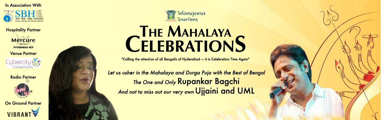 The Mahalaya Celebrations (Durga Puja)