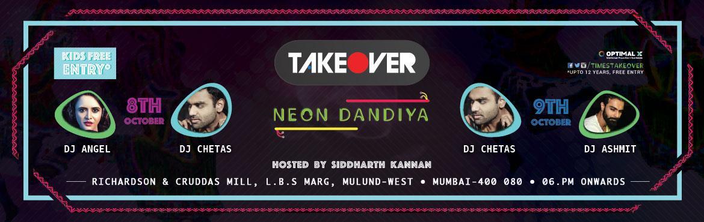 Takeover Neon Dandiya