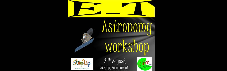 ET - Astronomy Workshop @ MagicHive