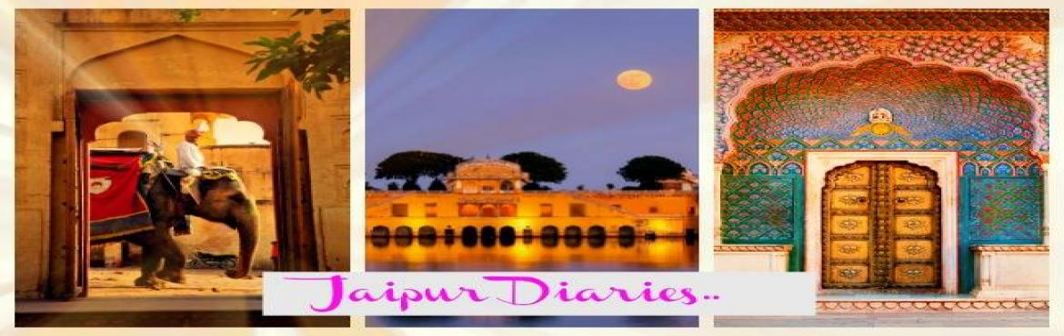 Jaipur Diaries (Only Women Wanderers)