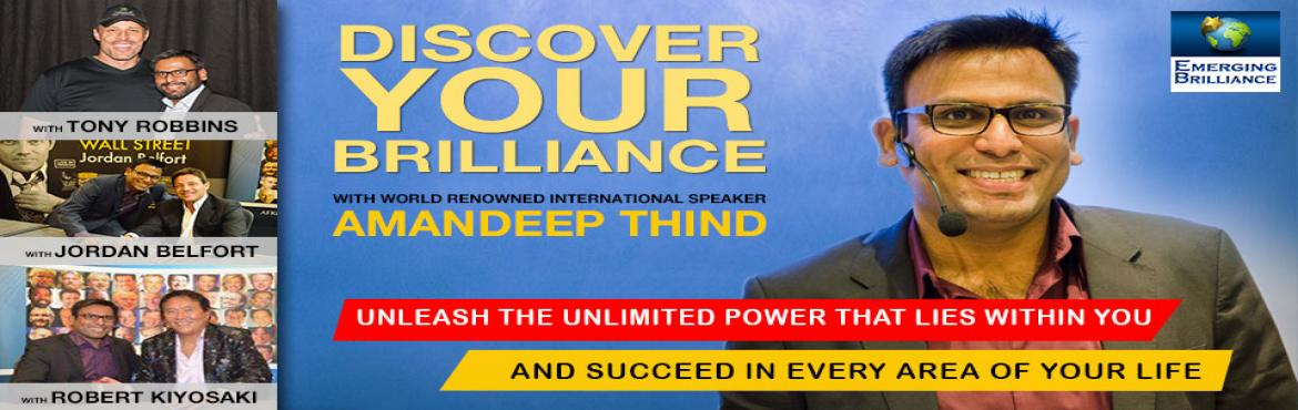 DISCOVER YOUR BRILLIANCE