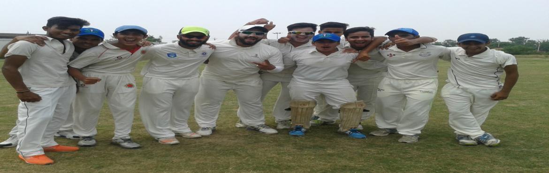 Corporate Cricket Trophy 2016