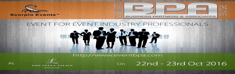 Business Partners and Associates - BPA 2016