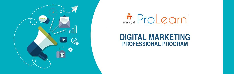 Digital Marketing Professional Program in association with Google, Hyderabad, India