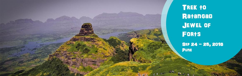 Trek to Ratangad: Jewel of Forts