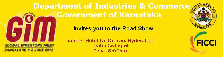 FICCI-Hyderabad Road Show