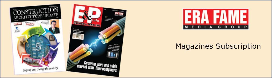ERA FAME MEDIA - Magazines Subscription