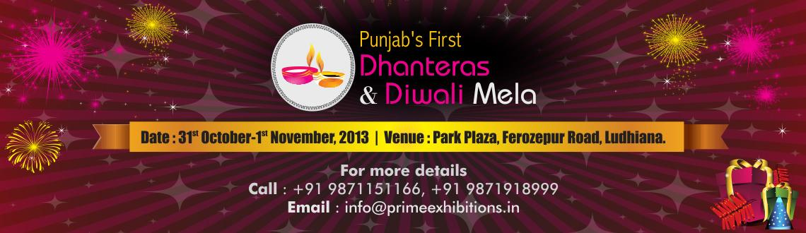 Punjab's First Dhanteras & Diwali Exhibition Mela