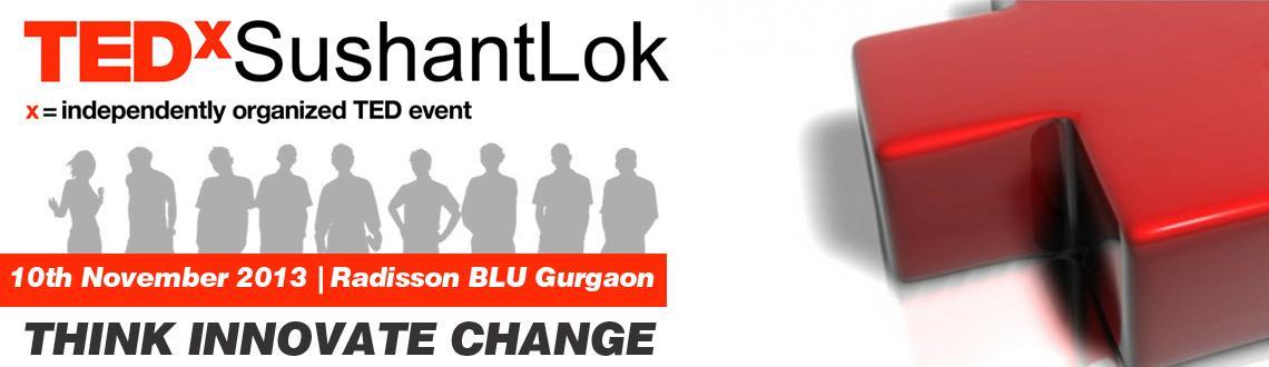 TEDxSushantLok