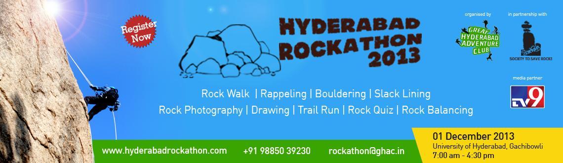 Hyderabad Rockathon 2013