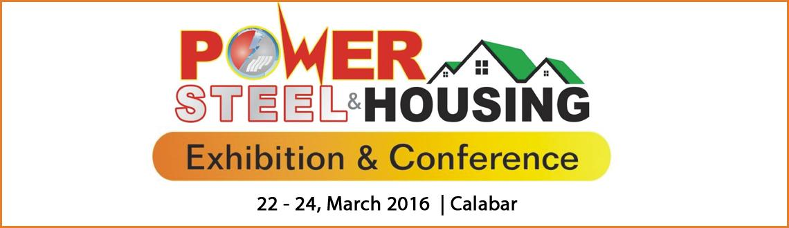 Power, Steel  Housing Exhibition and Conference