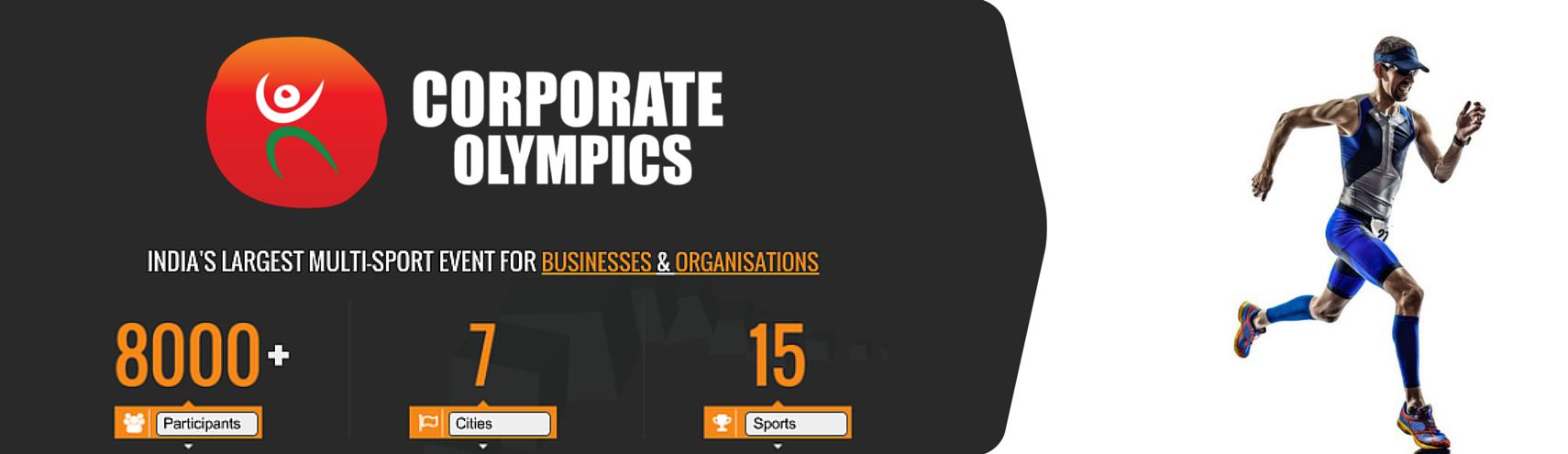 Corporate Olympics (Marathon)