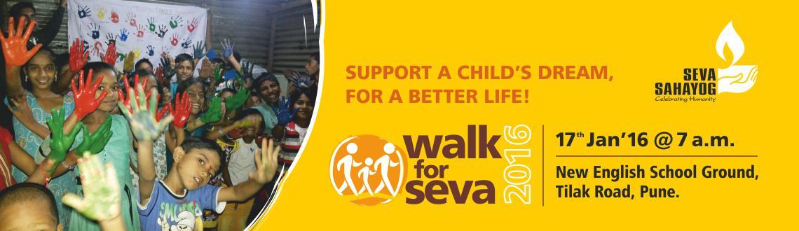 Walk for Seva 2016 - Individual Registration