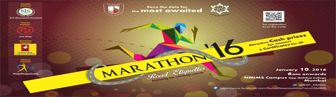 Marathon 2016: Running for cleaner roads