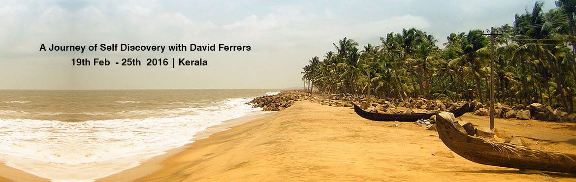A Journey of Self Discovery with David Ferrers