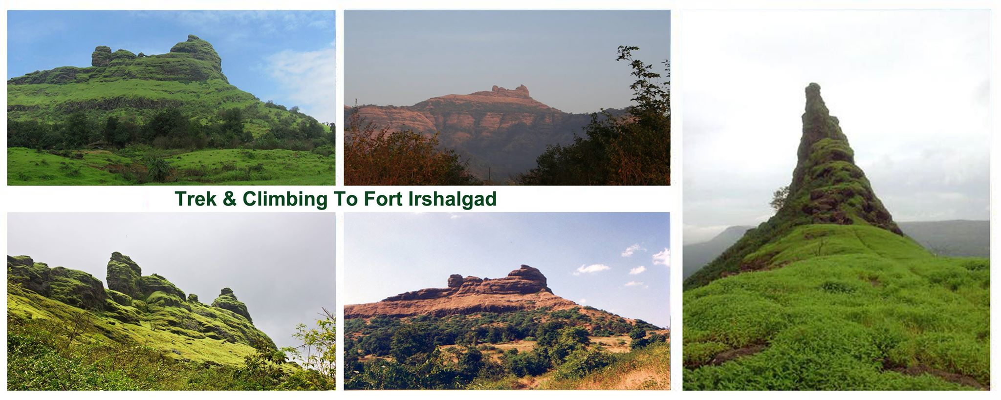 Trek  Climbing to Fort Irshalgad
