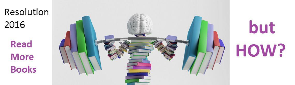 How to Read a 100 books in 2016
