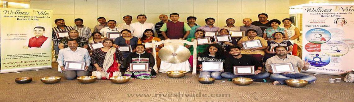 Certification Program in Sound Healing (Level 1 - Level 2) Based on Ayurveda