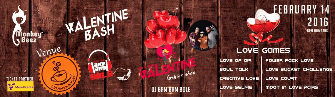 Valentine Bash and Mr and Miss Valentine