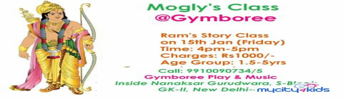 Rams Story Class at Gymboree