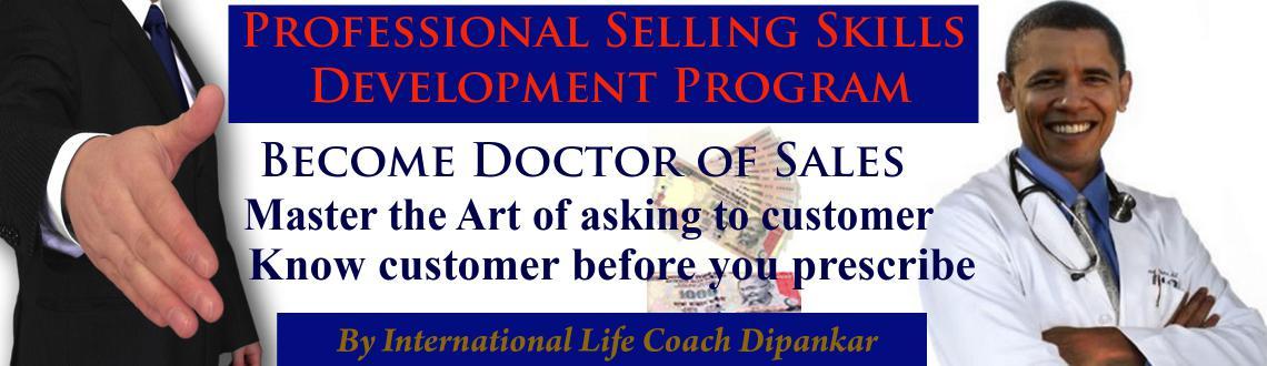 Professional Selling Skills Development Program