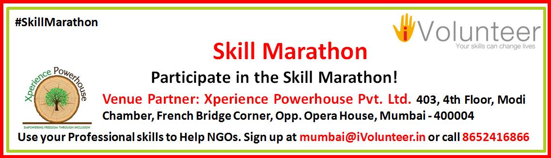 Skill Marathon 2016 (MUMBAI)