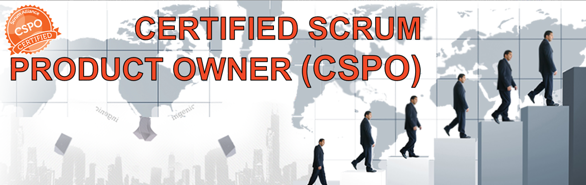 CSPO, Certified Scrum Product Owner, Bangalore-Apr 16-17