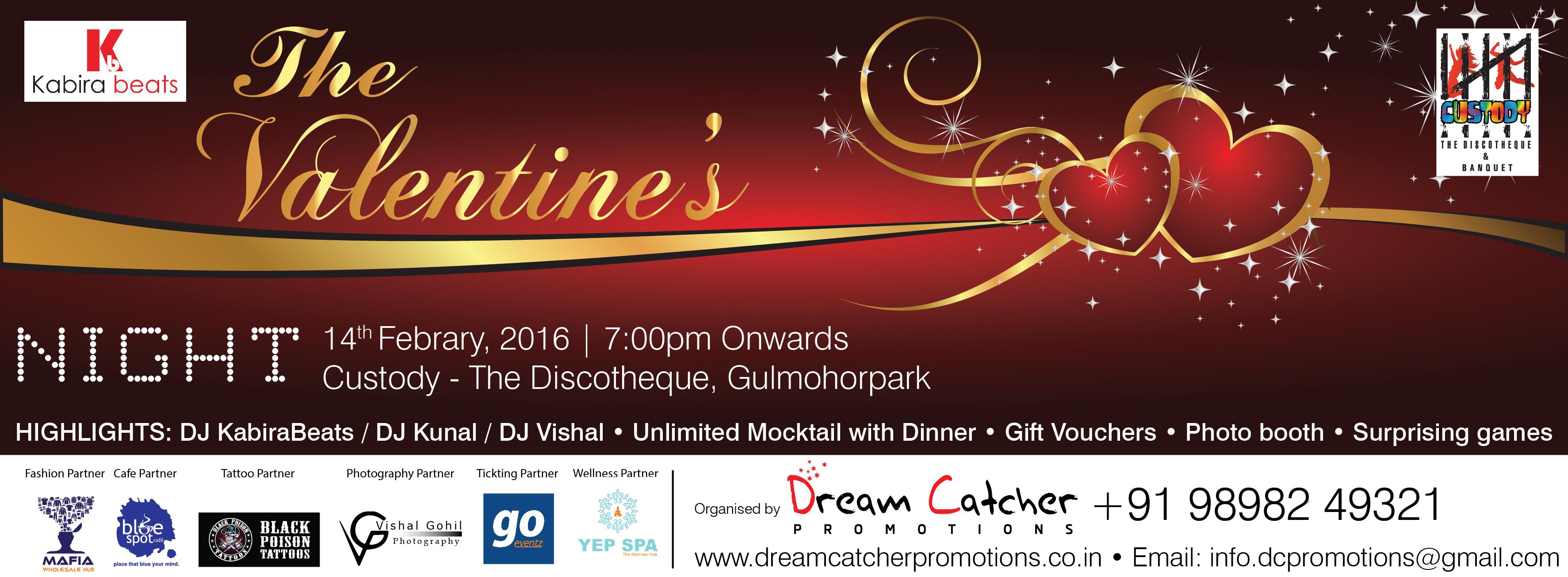 The Valentines Night