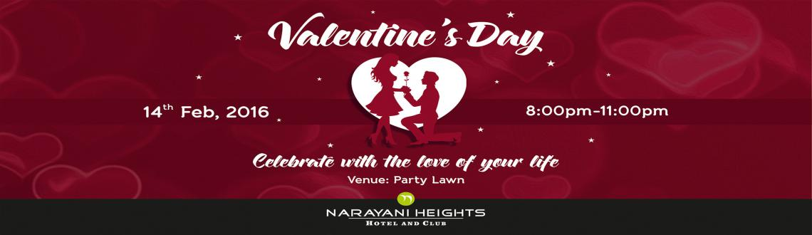 Valentines Day- Celebrate with your love