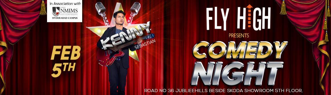 Comedy Night with Kenny Sebastian
