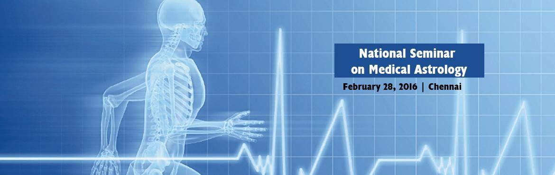 National Seminar on Medical Astrology