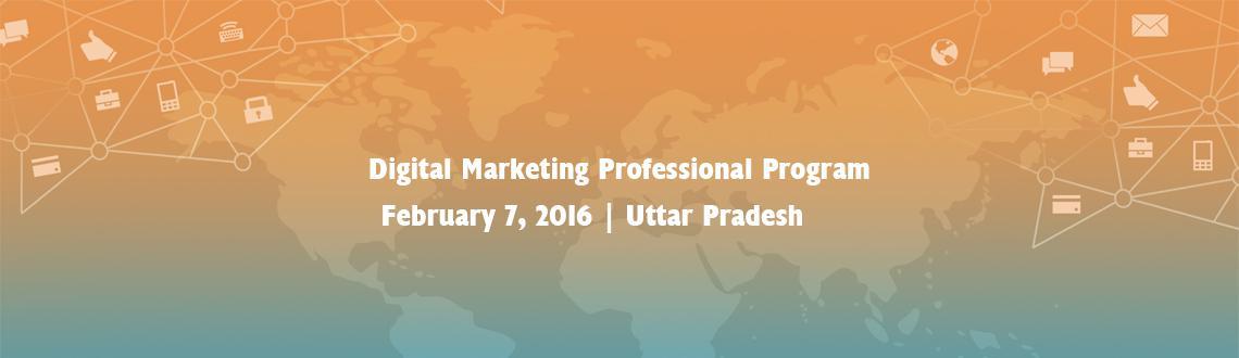 Digital Marketing Professional Program in association with Google, Lucknow, India