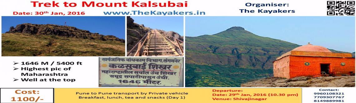 Trek to Kalsubai Peak  Sightseeing at Bhandardara dam