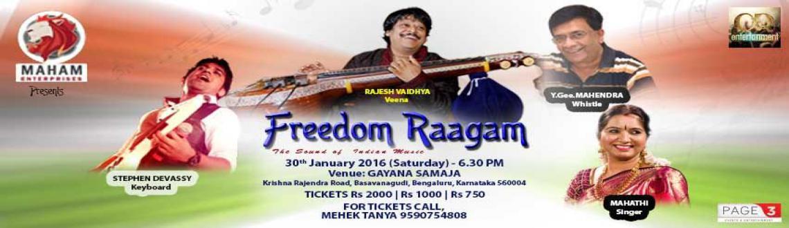 Freedom Raagam