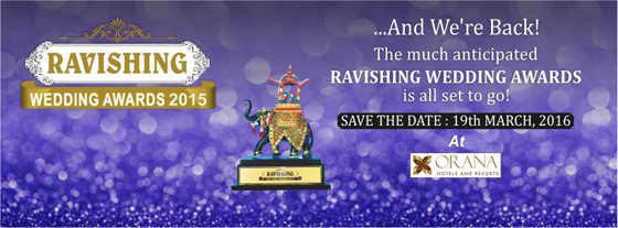 Ravishing Wedding Awards 2015 Copy