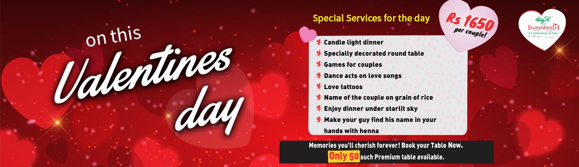 Valentines Day @ Sanskruti Resort