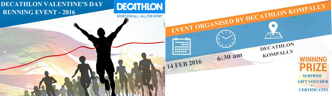 Decathlon Valentines Day Run