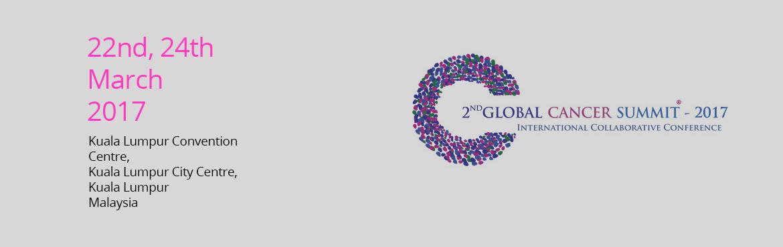 2nd Global Cancer Summit-2016