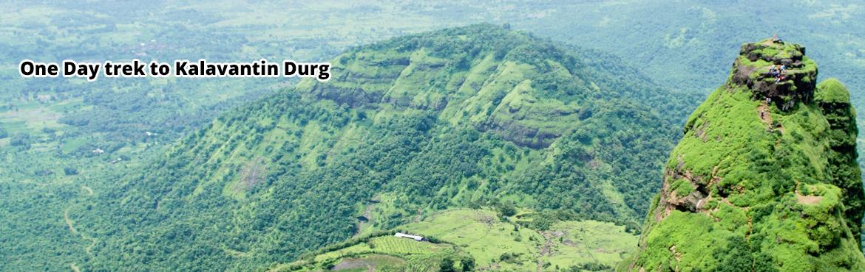 One Day trek to Kalavantin Durg