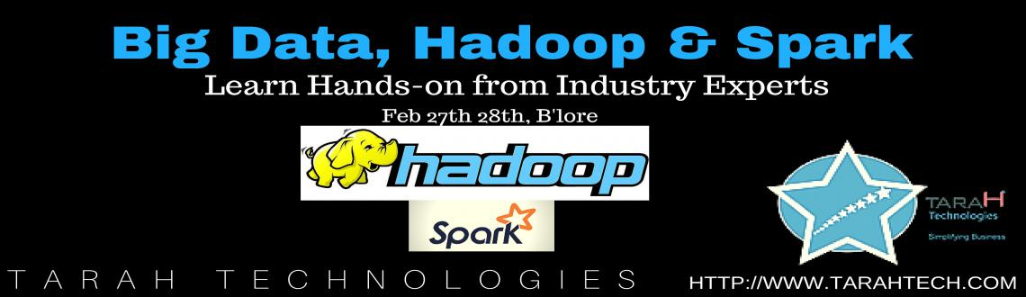 Learn Hadoop and Spark