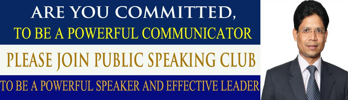 How to be a powerful communicator in 30 days