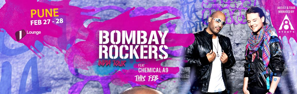After 8 Events Presents Bombay Rockers Live In India - Pune