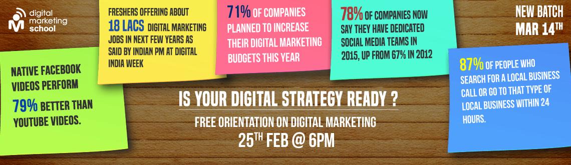 Digital Marketing Orientation