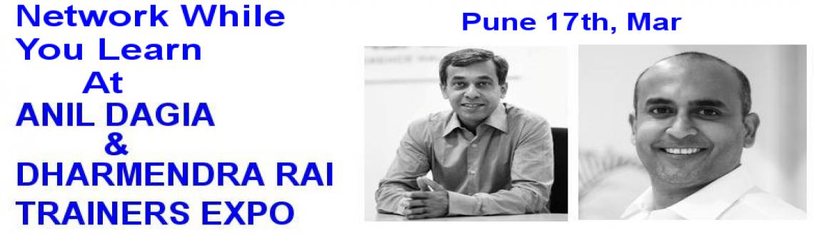 Network While You Learn At Anil Dagia And Dharmendra Rai Trainers Expo Pune 17