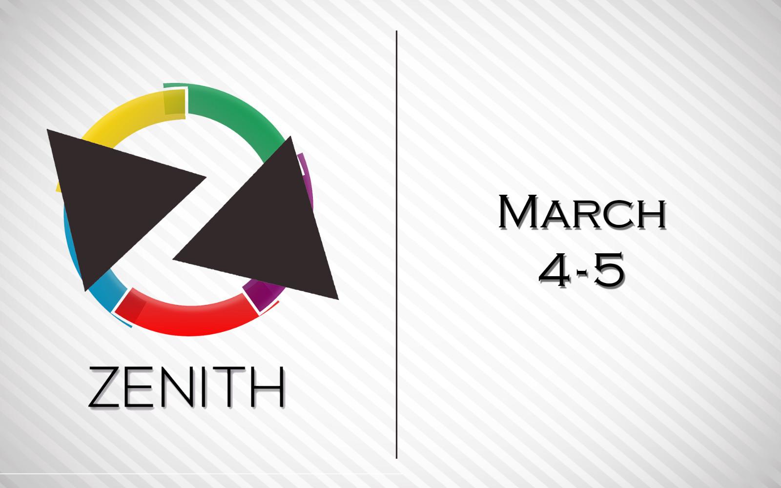 zenith-Annual economics conclave miranda house
